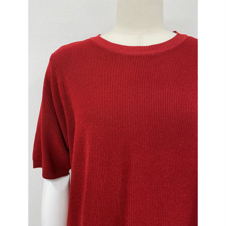 summer knit【St023-RED】