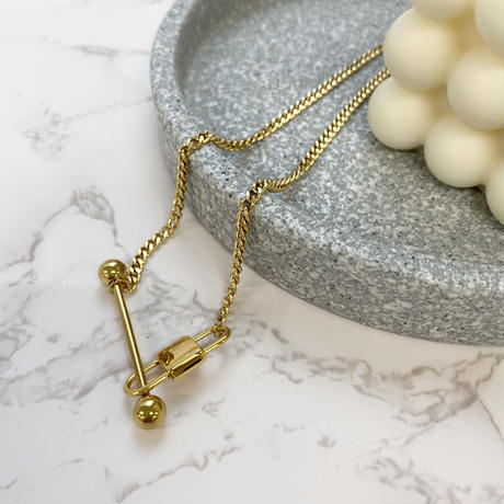 chain necklace【Si110】