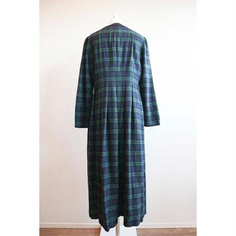 euro vintage one-piece dress  [Vd025]