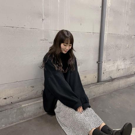 leopard skirt【Sk002】