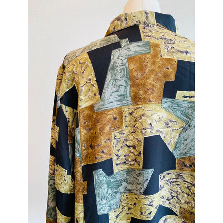 vintage long sleeve shirt [Vsl104]