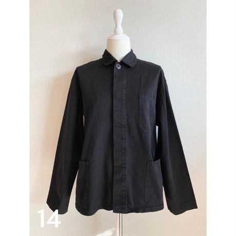 14 men's blacking work shirt [Vj054]