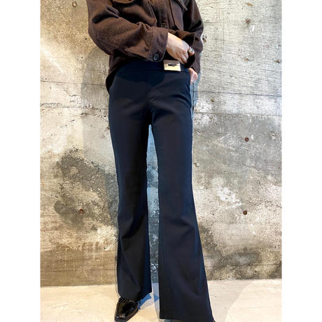 euro vintage  flare pants  [Vp138]