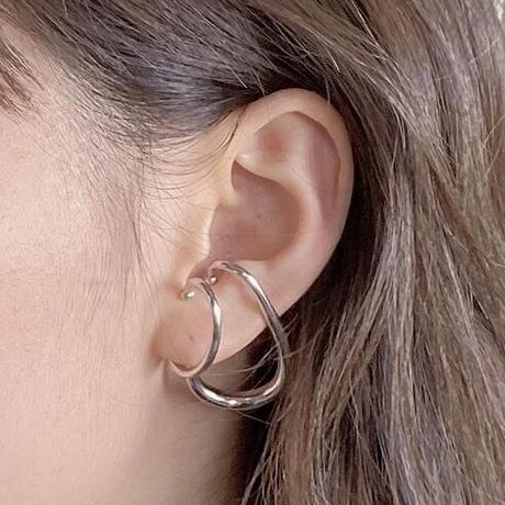 ear cuff【Si082-SIL】