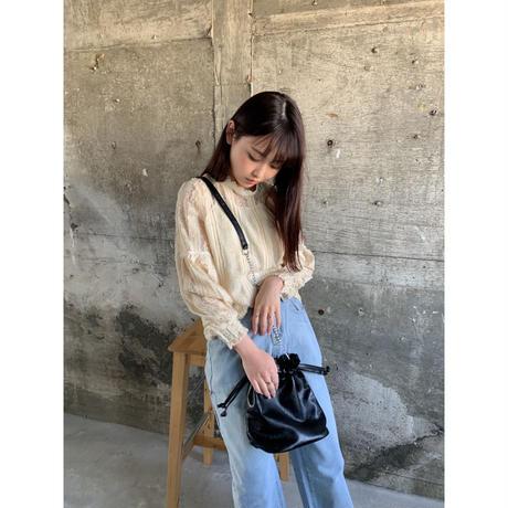 select bag -black-【Si085-BRK】