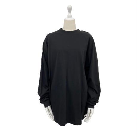 regular long sleeve tee【St019-BLK】