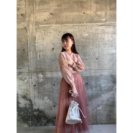 select bag -ivory-【Si085-IVR】