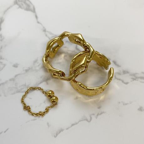 ball chain ring【Si104】