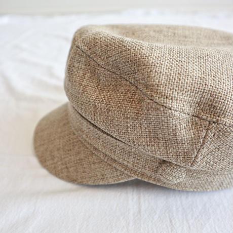 linen casquette [Si001]