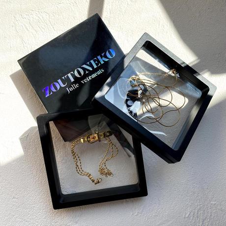 gold chain belt bracelet B【Si089】