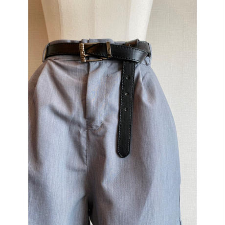 over short pants【Sp005-GRY】