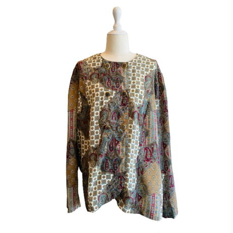 vintage long sleeve shirt [Vsl090]