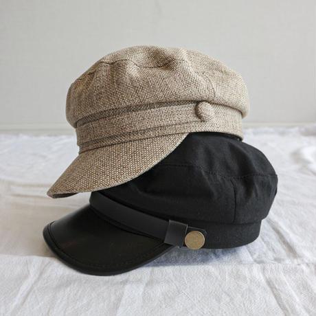 linen casquette [Si002]