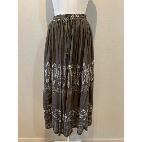 vintage skirt  [Vs086]