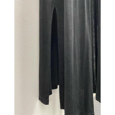 vintage pleats tops [Vt199]