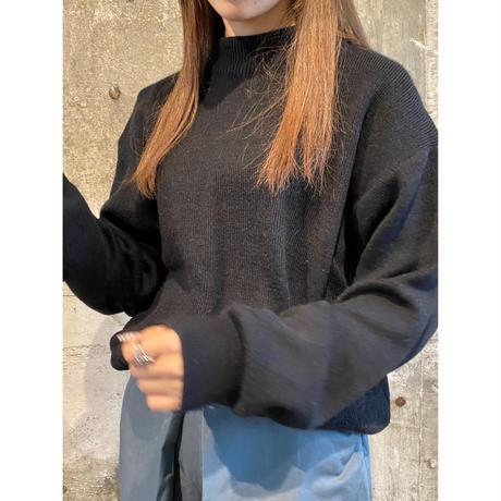simple rib knit  [Vk051]