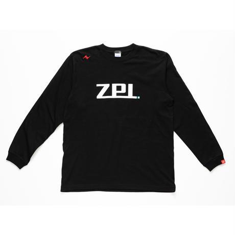 20 ZPI L/S TEE BLACK