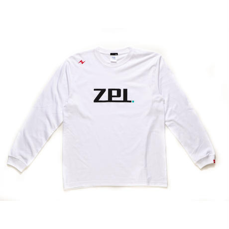 20 ZPI L/S TEE WHITE