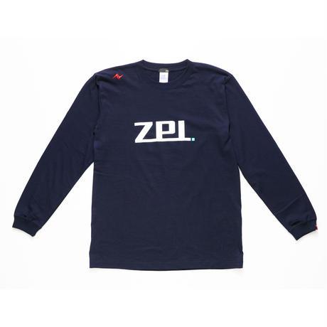20 ZPI L/S TEE NAVY