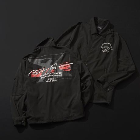 コーチジャケット(ブラック)ma1901039