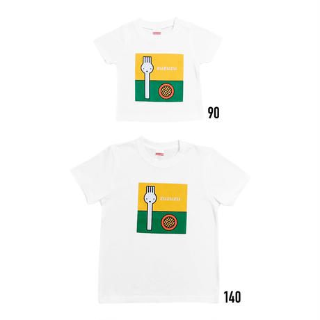 【Kids Size】FORK S/S TEE