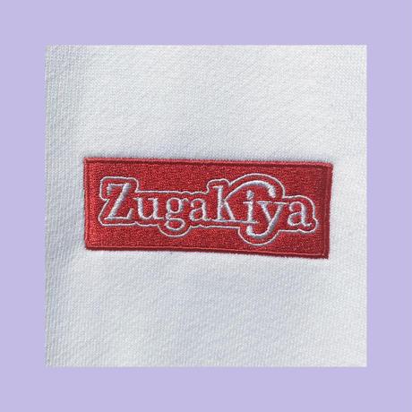 ZGKY HOODIE (WHITE)