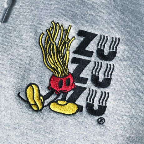 ZU-MOUSE HOODIE