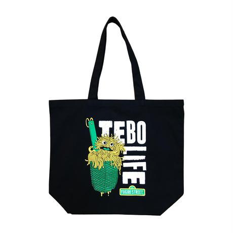 TEBO LIFE TOTE BAG