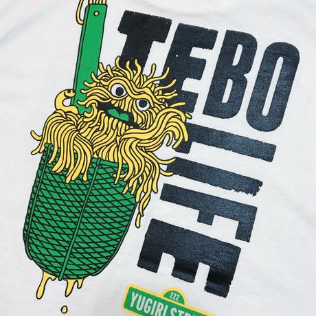 TEBO LIFE S/S TEE