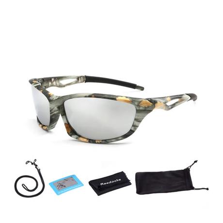 スポーツ UV400 サングラス ドライブ 釣り ハイキングに!