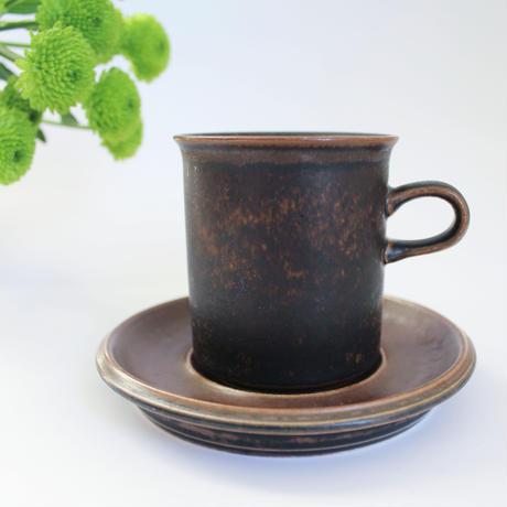 ARABIA/RUSKA(アラビア/ルスカ)コーヒーカップ&ソーサー 商品No.11