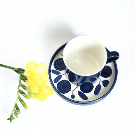 MELITTA/STOCKHOLM(メリタ/ストックホルム)コーヒーカップ&ソーサー 商品No.41