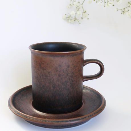 ARABIA/RUSKA(アラビア/ルスカ)コーヒーカップ&ソーサー 商品No.5
