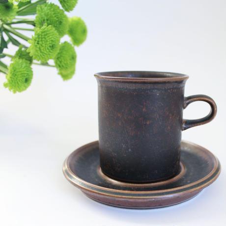 ARABIA/RUSKA(アラビア/ルスカ)コーヒーカップ&ソーサー 商品No.9