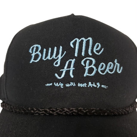 Buy Me A Beerコラボキャップ