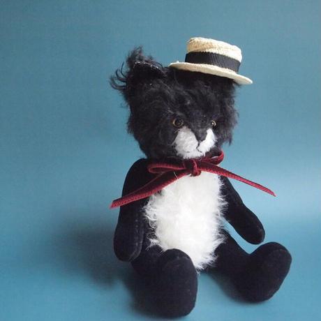 ciel étoilé  オリジナル cat 洋服付き  black