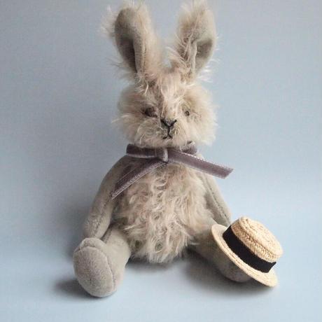 ciel étoilé  オリジナル rabbit 洋服付き  Gray