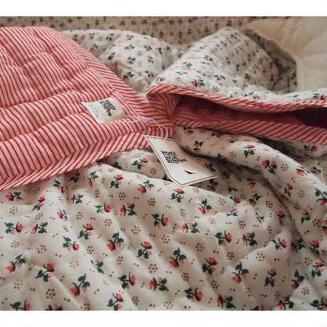 Le petit Lucas プチルカ single quilt 150x220 small flower