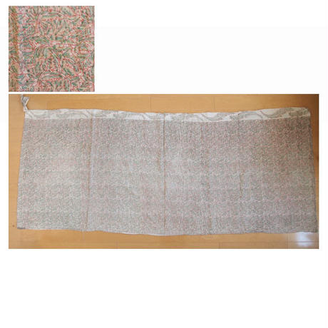 Jeanette farrier kantha stole ジャネットファリア カンタストール beige