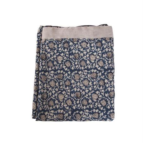 en fil d'Indienne オンフィルダンディエンヌ カーテン Indienne Fleurs145x280