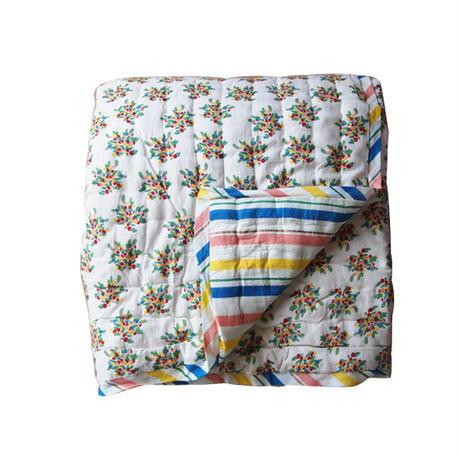 Le petit Lucas プチルカ single quilt 150X220 Matisse Bouti