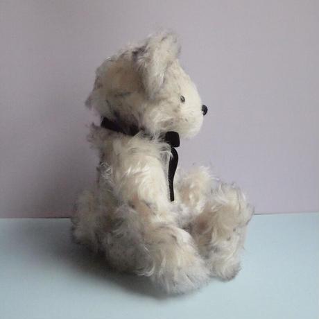 ciel étoilé  オリジナル Standard size teddy bear Silver