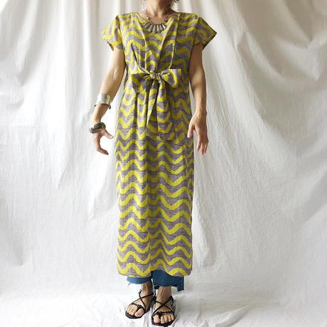 DAZZLE・2Way African Dress(9S33015J)
