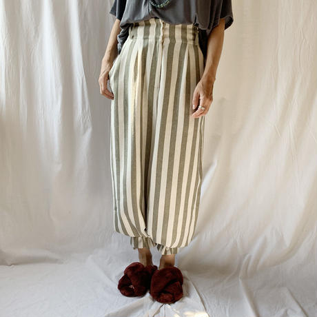 Manic Monday・Ankle Belt Pants(9W64006U)