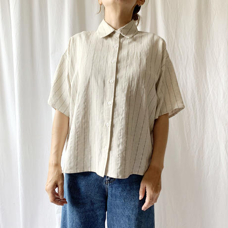 Manic Monday・Stripe Shirts(9S61001U)
