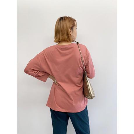 BAD/ meRRILy ロングTシャツ (1W12019E)