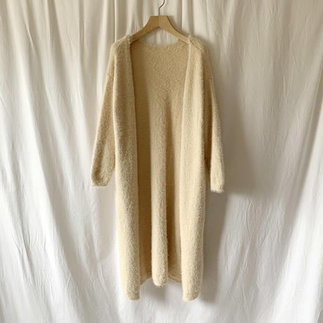 Manic Monday・SHAGGY DRESS CARDIGAN(9W66017o)