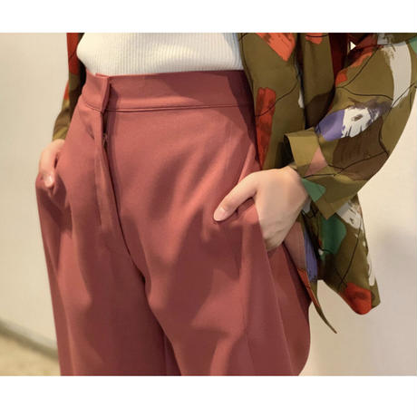 DAZZLE・Side Slit Pants(0W34012J)