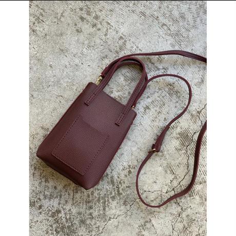 ZURI ・Color Small Bag(0W48038H)