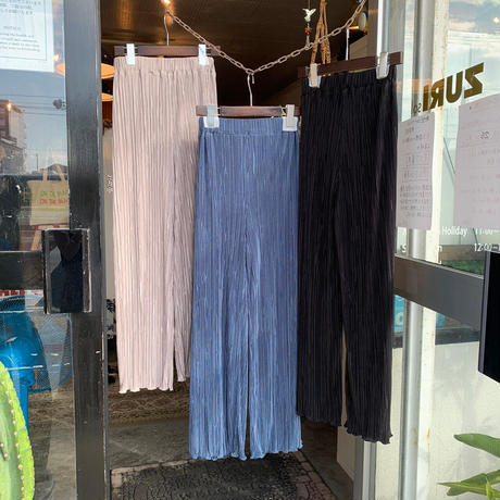 BAD・Pleated Pants(0W14006H)